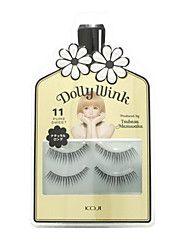 Koji Dolly falsas guiño Menores Pestañas (No.11 Pura Dulce) Σ ╕ Çτ ¢ Æ