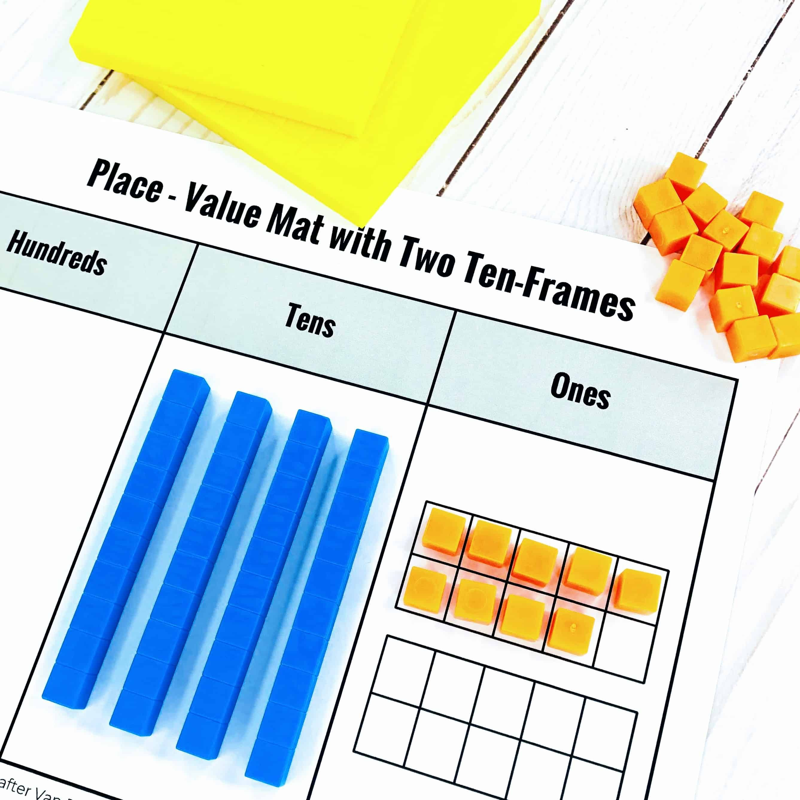 3 Super Tips For Teaching Place Value In