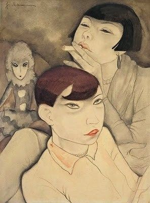 1920s Weimar Women Jeanne Mammen 1890-1976