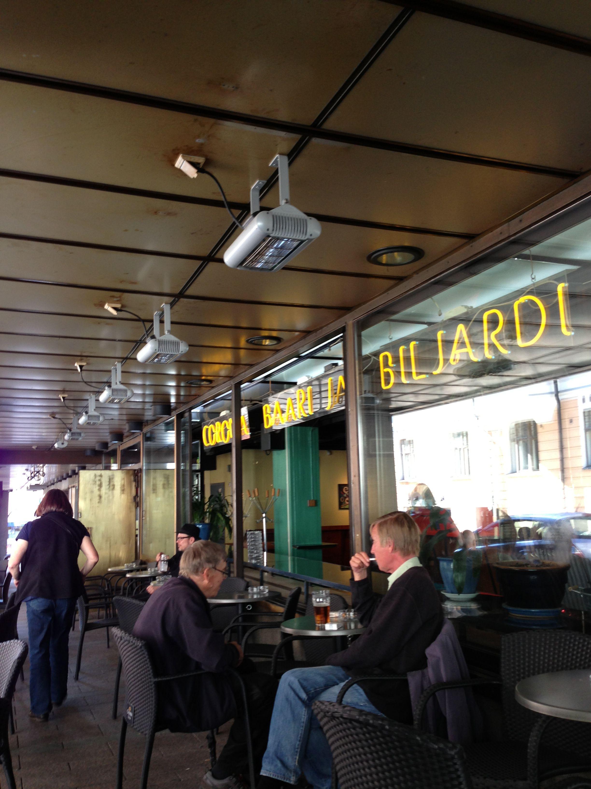 Corona Bar Helsinki