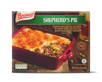 BremerShepherd's Pie I was pleasantly surprised by this ...