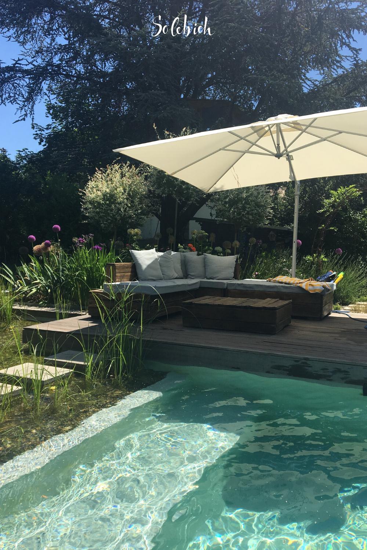 Sehnsuchtsprojekt Gartenpool 11 Traumhaft Erfrischende Ideen In 2020 Pool Im Garten Gartengestaltung Naturschwimmbecken