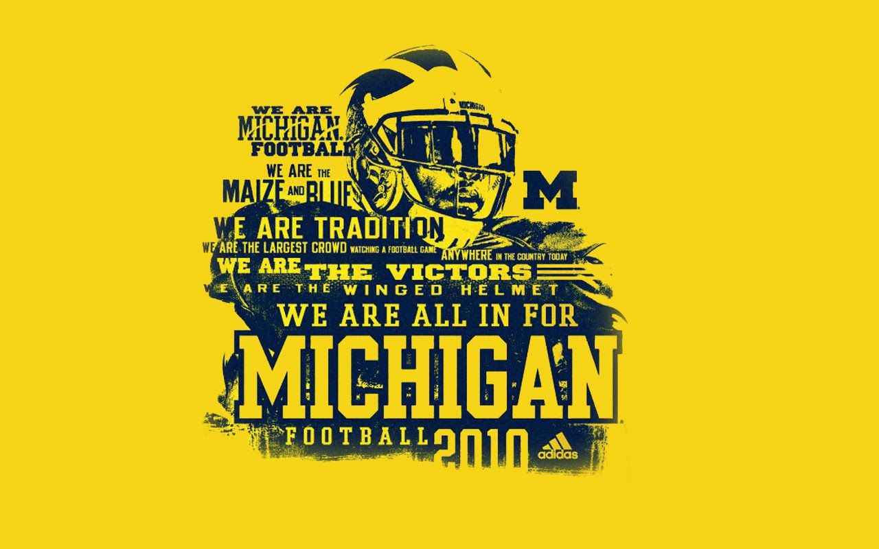 Images Of Michigan Football University Of Michigan Football