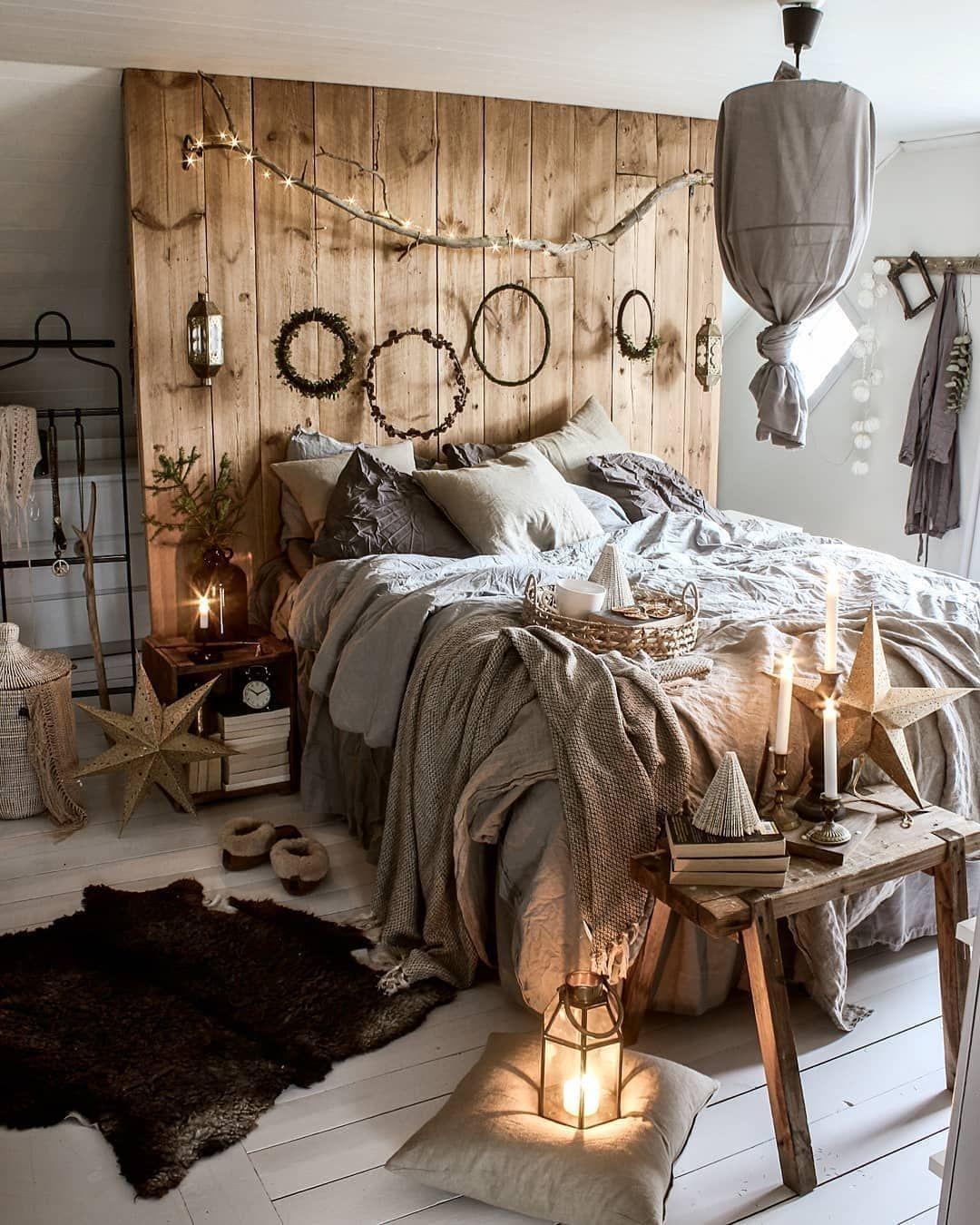 Bohogang On Instagram So Rustic And Beautiful Via Bytrineravn Bohemian Bohemiande Boho Bedroom Decor Hippie Boho Bedroom Decor Home Decor Bedroom