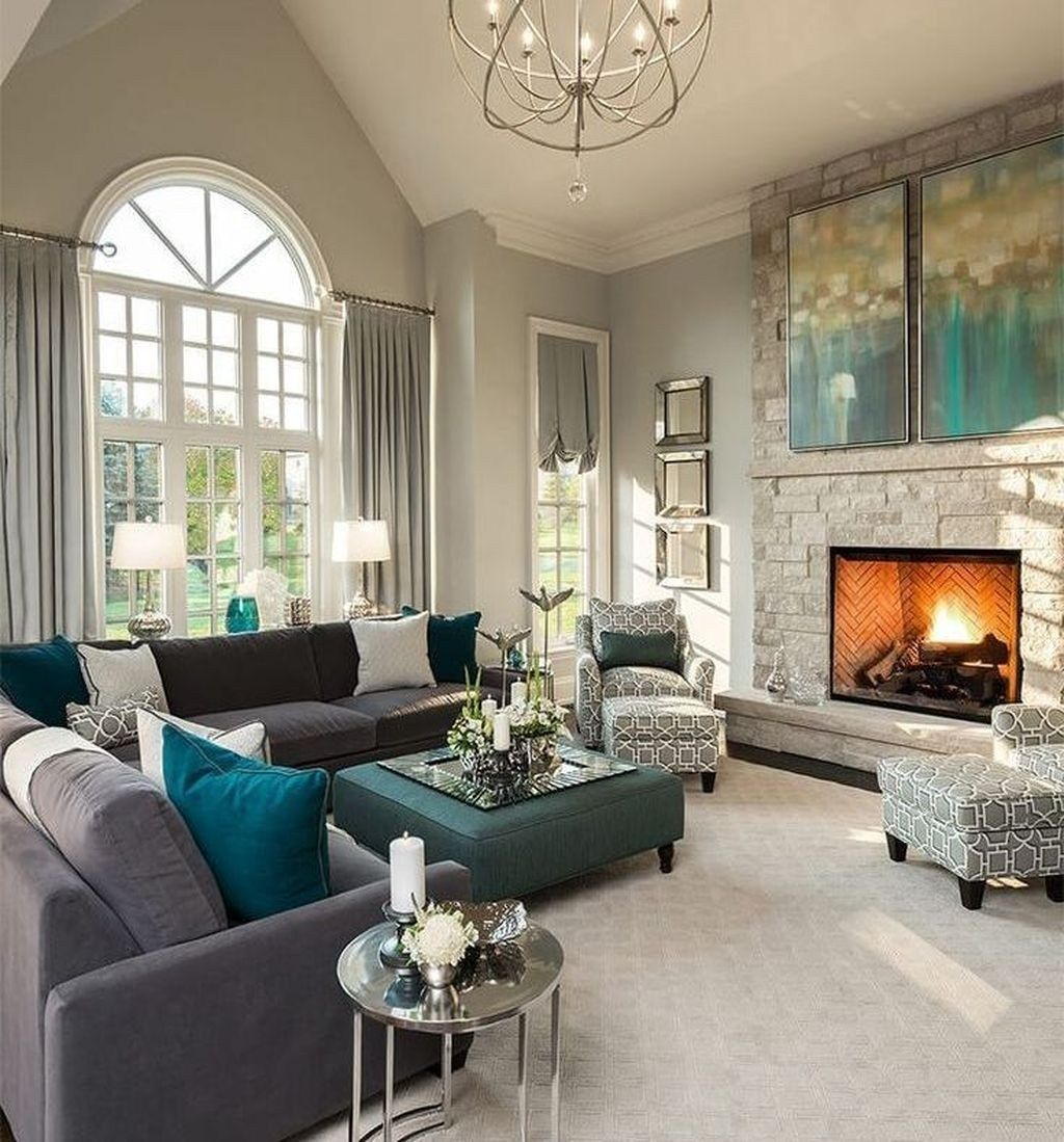 46 + Amazing Living Room Design Ideas For Apartment images