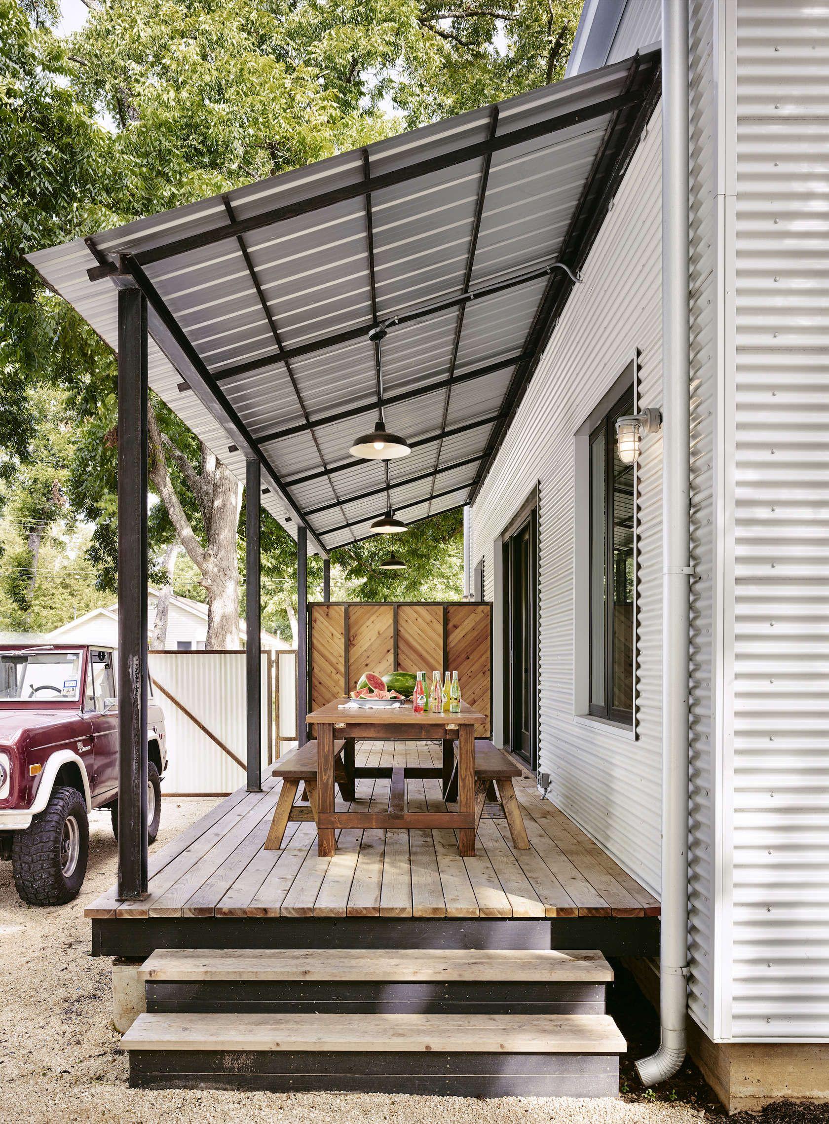Deze duurzame woning in Texas is gebouwd voor de toekomst - Roomed