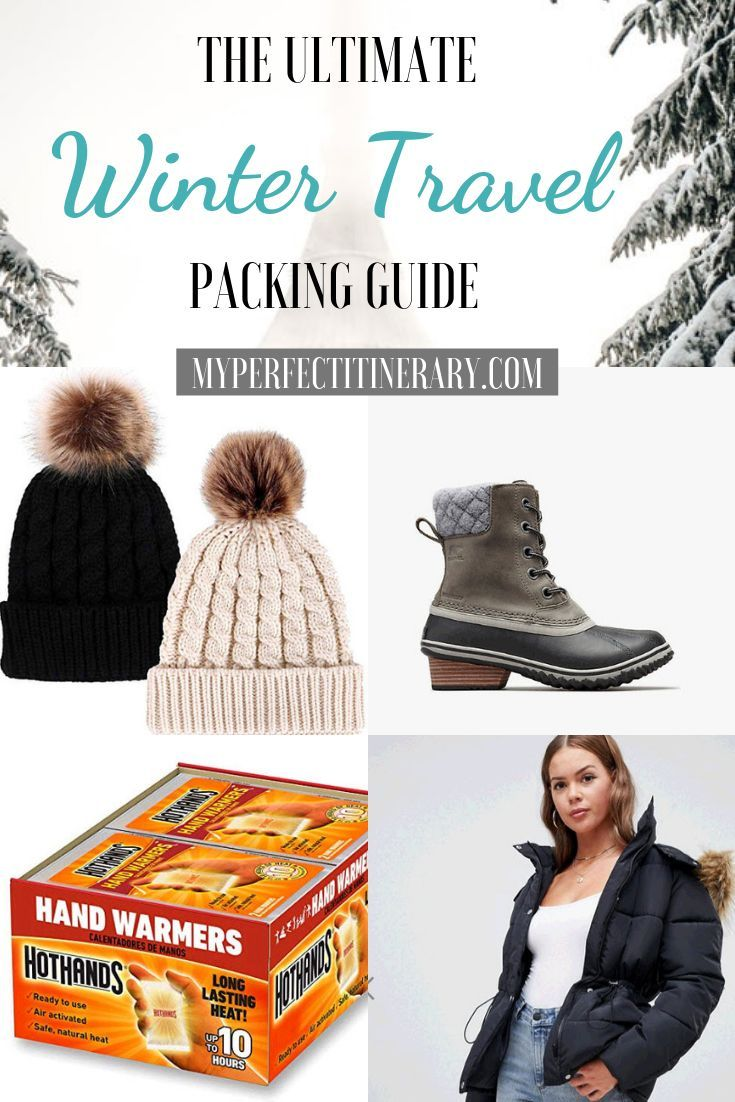 The Ultimate Winter Travel Packing Guide The Ultimate Winter Travel Packing Guide -