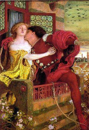 Unit Studies 9th Grade Novels Etc Romeo And Juliet Pre Raphaelite Art Pre Raphaelite Paintings