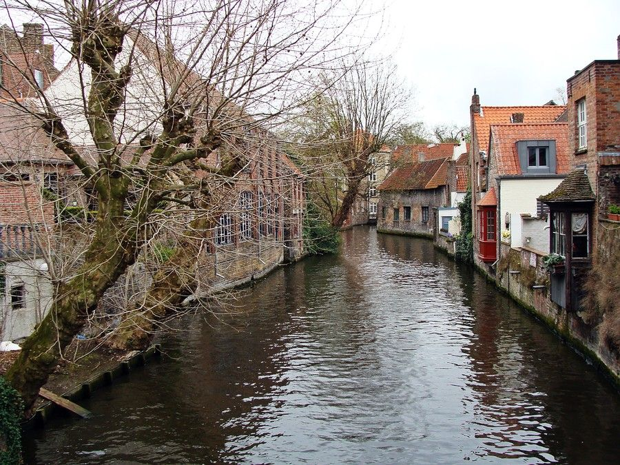 Photo Bruges by Lanti on 500px