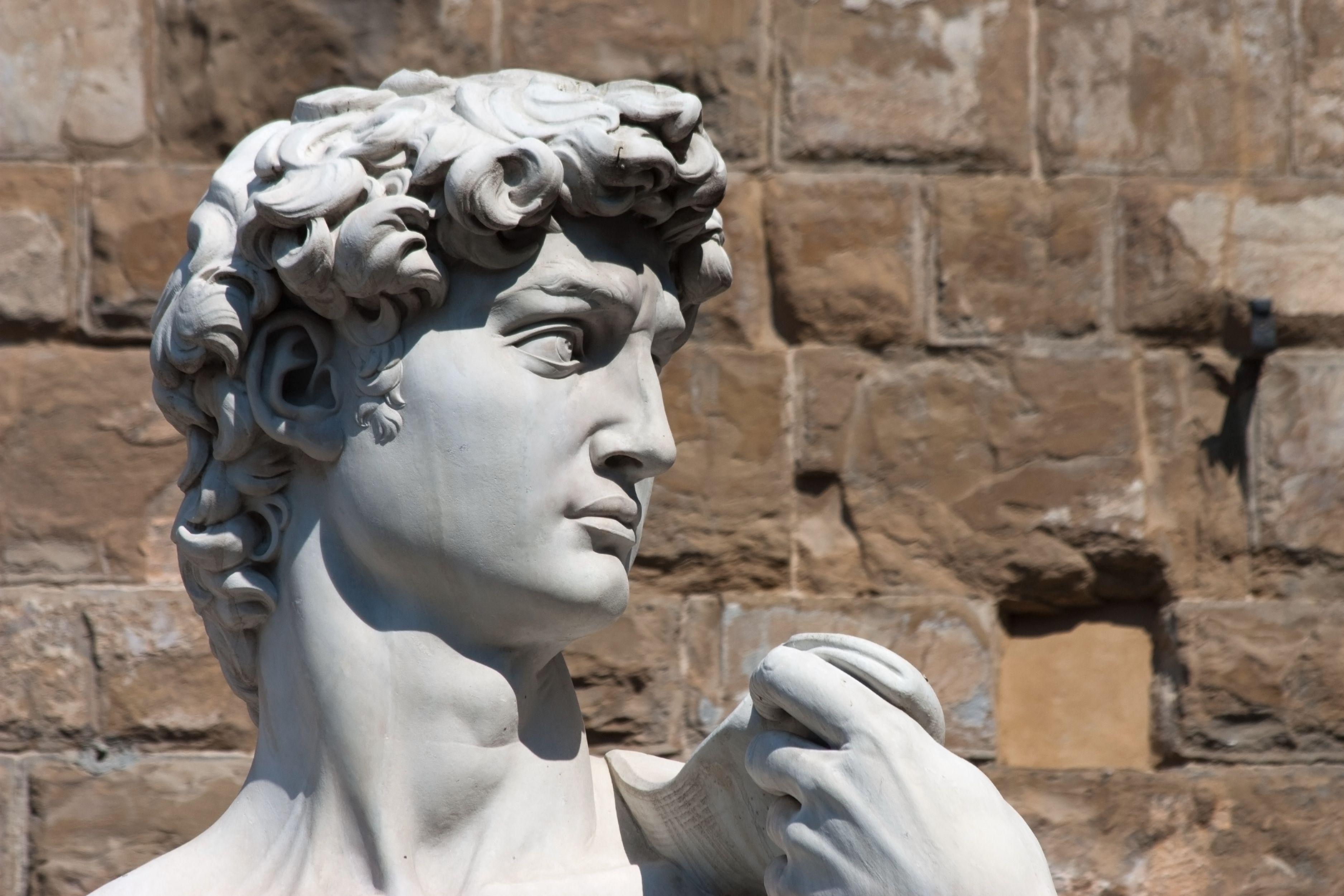 Florence Michelangelos David