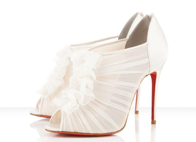 robe de mariage louboutin