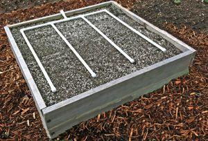 Pvc Garden Irrigation 4x4 Raised Be Irrigation Garden Watering