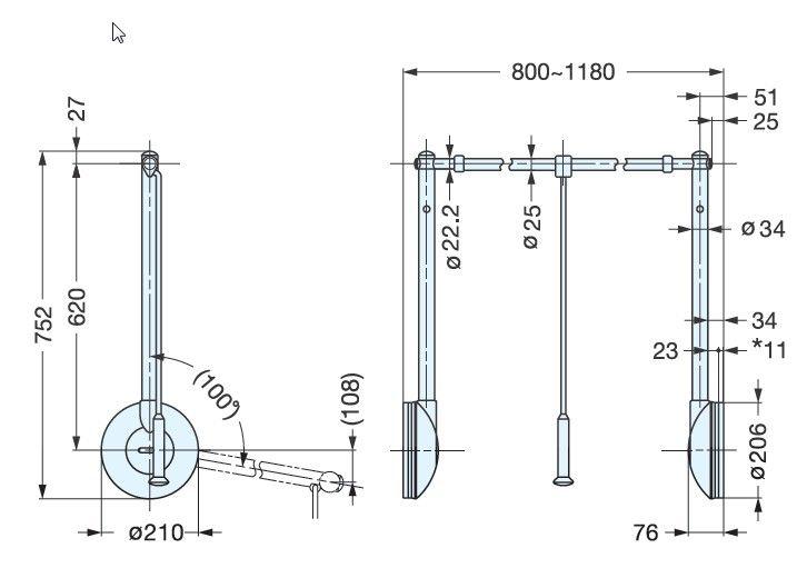Pull Down Closet Rod Dimensions, DIY   Ideau0027s   Pinterest   Closet Rod,  Storage And Master Closet
