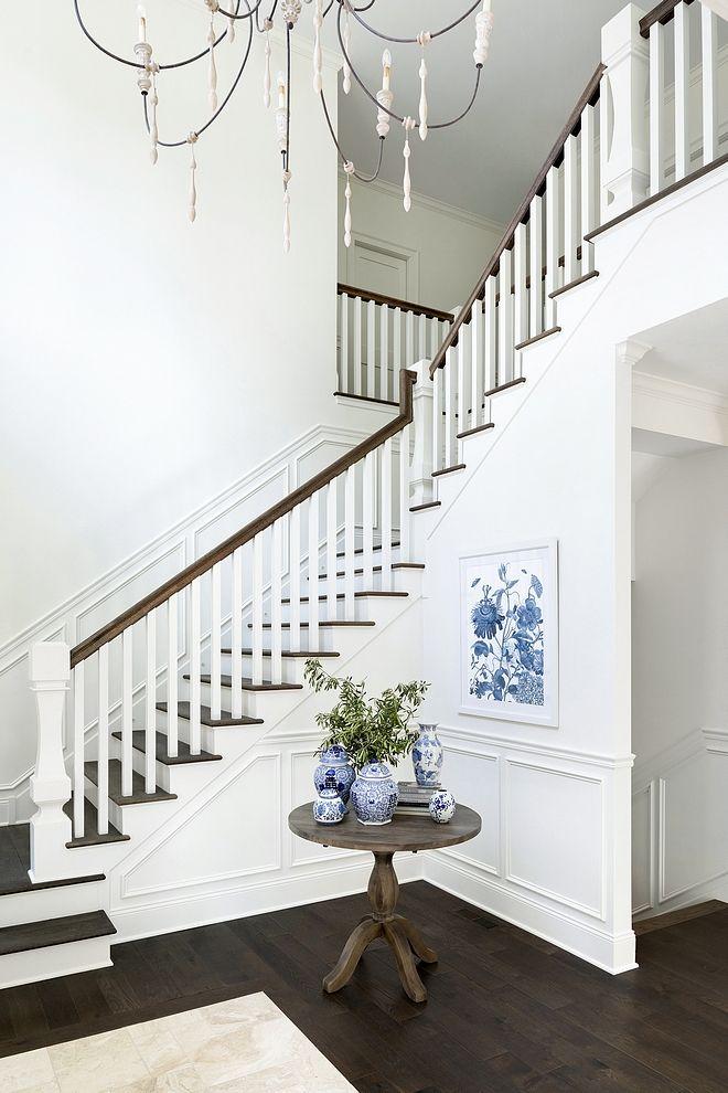Best Stairway Classic Stairway Design Paneling Stairway 640 x 480