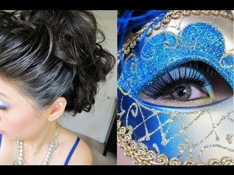 Elegant Venetian Masquerade