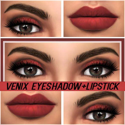 Kenzar — Kenzar Venix eyeshadow + Lipstick Inspired by...