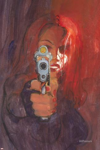Resultado de imagen para bill sienkiewicz black widow