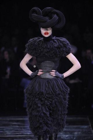 Alexander McQueen @ Paris Womenswear A/W 09 - SHOWstudio - The Home of Fashion Film