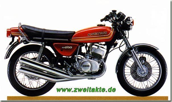 Kawasaki KH 250 Mach I