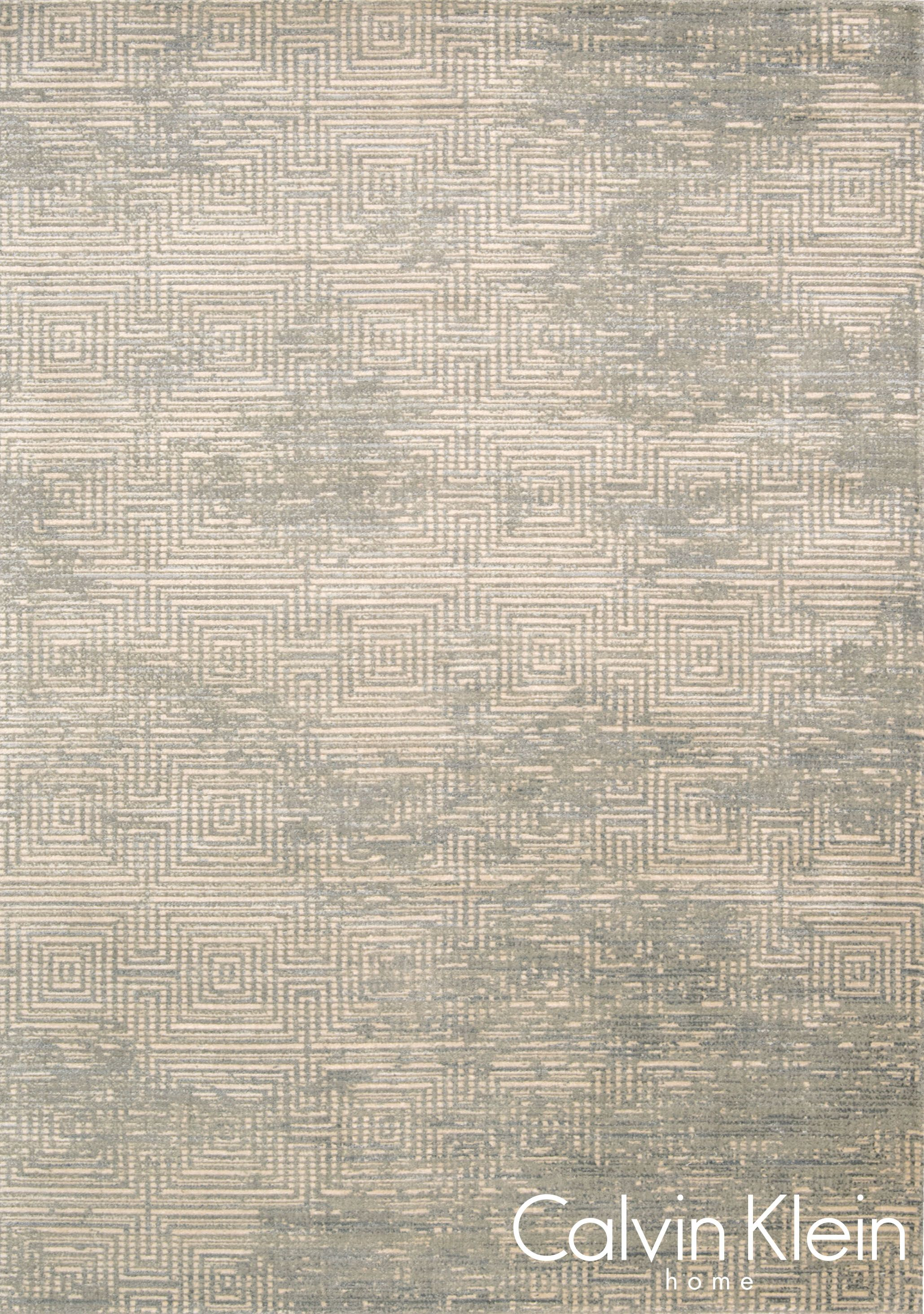 The Miner Rug From New Calvin Klein Home Maya Collection Reminiscent Of Ancient Mayan Artifacts