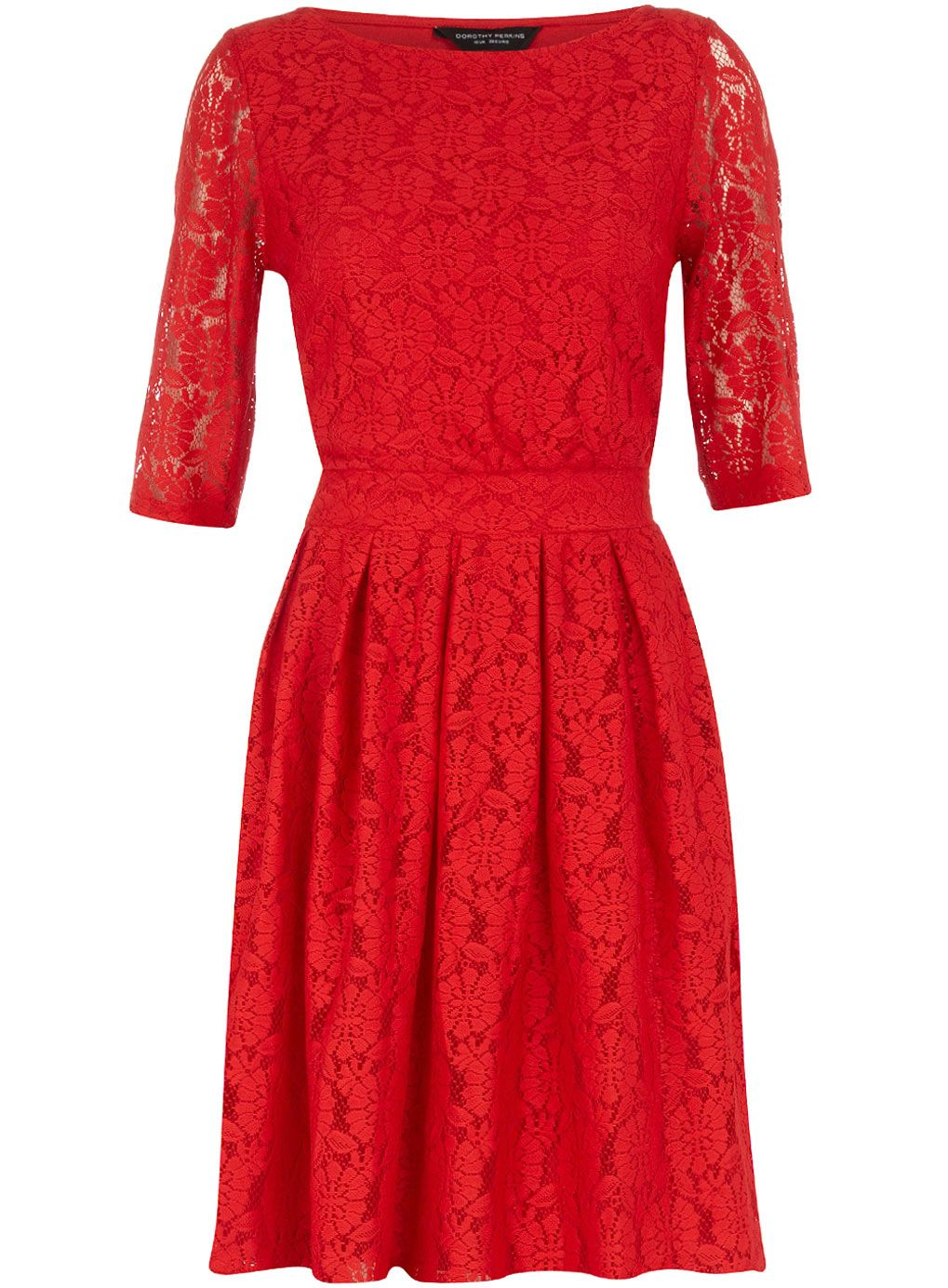 Lace dress dorothy perkins evening