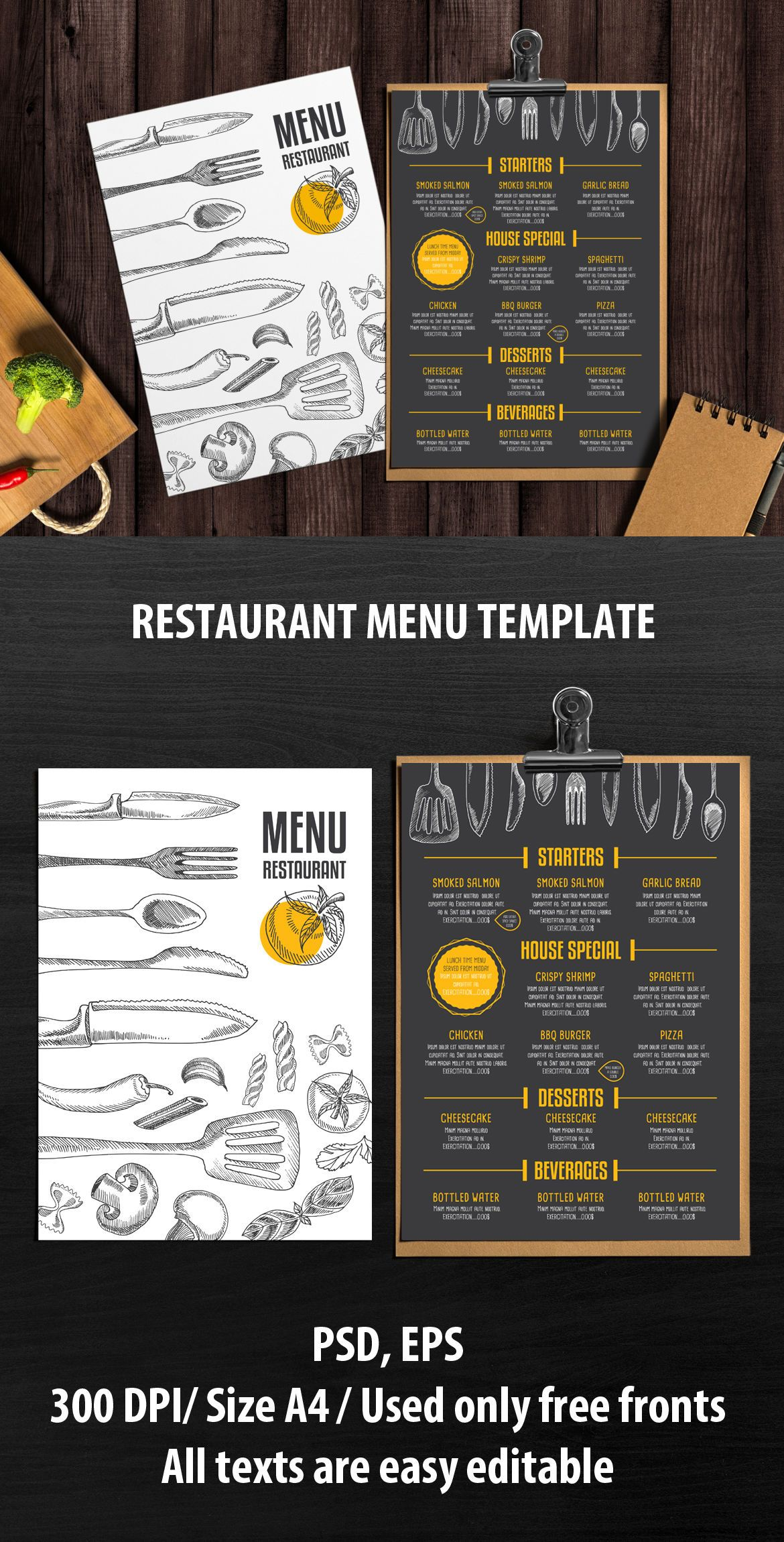 Famous Psd Menu Template Gallery - Entry Level Resume Templates ...