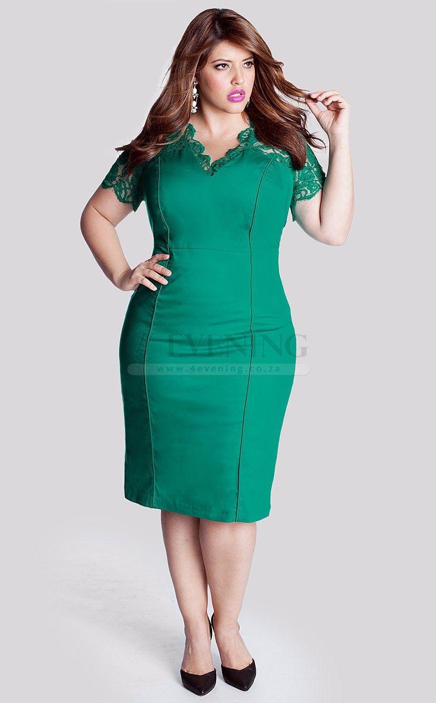 2a826bd69 Vestidos de Festa Plus Size - Modelos Para Mulheres Evangélicas ...