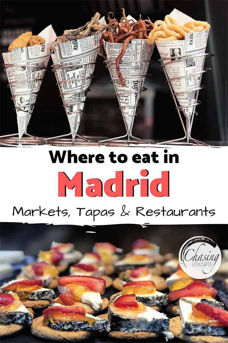 Madrid Foodie Guide – Where to Eat in Madrids Malasaña, Chueca and La Latina