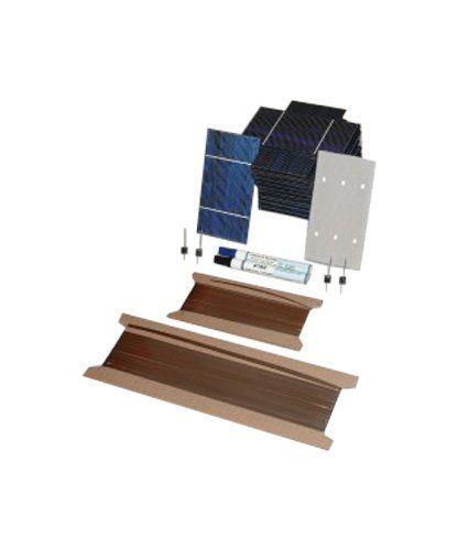 Solar Sphere BYOP-80T 80-Watt Tabbed Cells DIY Solar Panel Kit $149.97