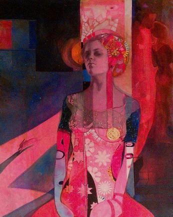 Pink Light Lady | Jesse De Freitas