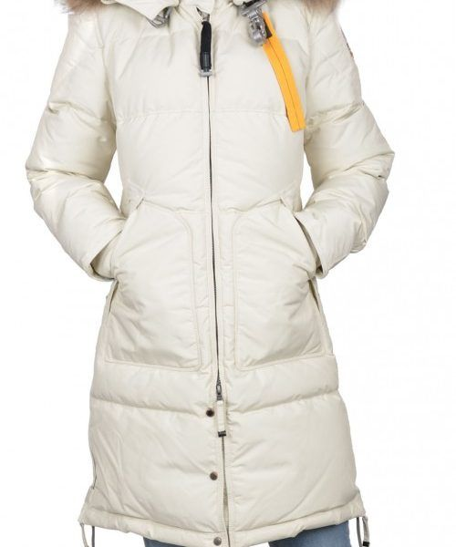 PARAJUMPERS LONG BEAR WOMAN 770/CHALK 014
