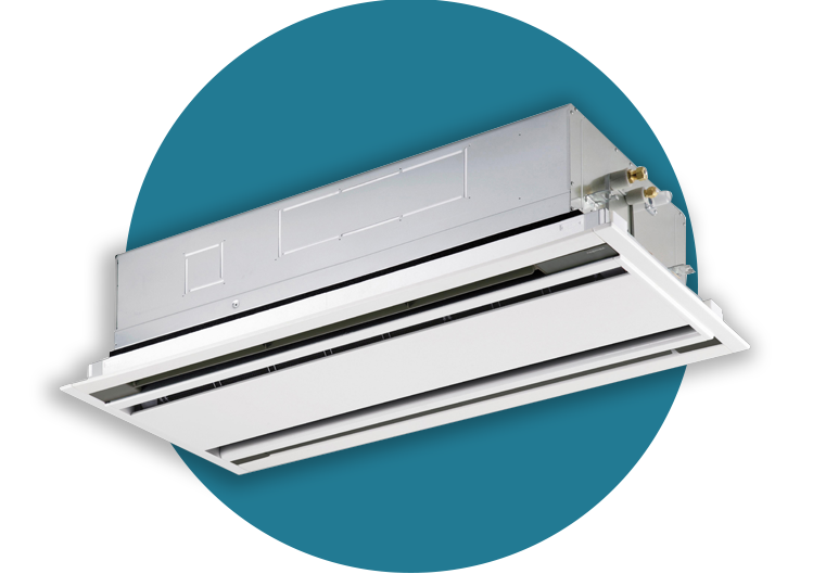 Cassette AC Quality Ceiling Airconditioner Units