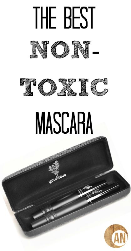 The Best Non-Toxic Mascara + a YouTube Tutorial!