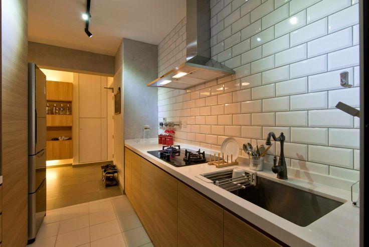 industrial scandinavian Google Search Kitchen Pinterest