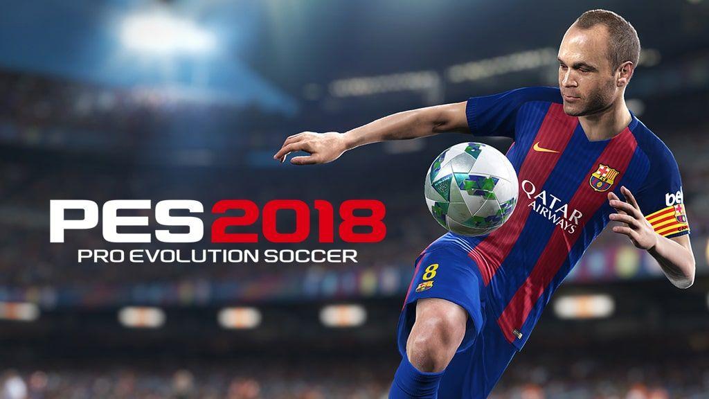 Pes 2018 Pro Evolution Soccer Mod Apk Obb Free Download For Android Pro Evolution Soccer Pes 2018 Apk Mod Downloa Evolution Soccer Pro Evolution Soccer Soccer
