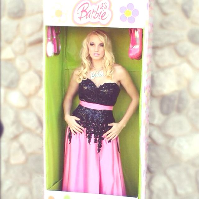 Life size Barbie<3