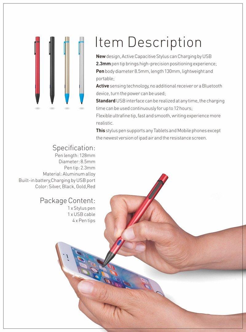 Tablet Pen Stylus Phone Stylus Pen Best Stylus Pen Stylus