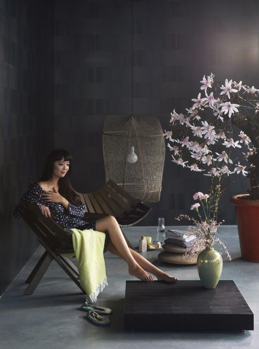 New interior trend Eurasian Created with and published in magazine More Than Classic.