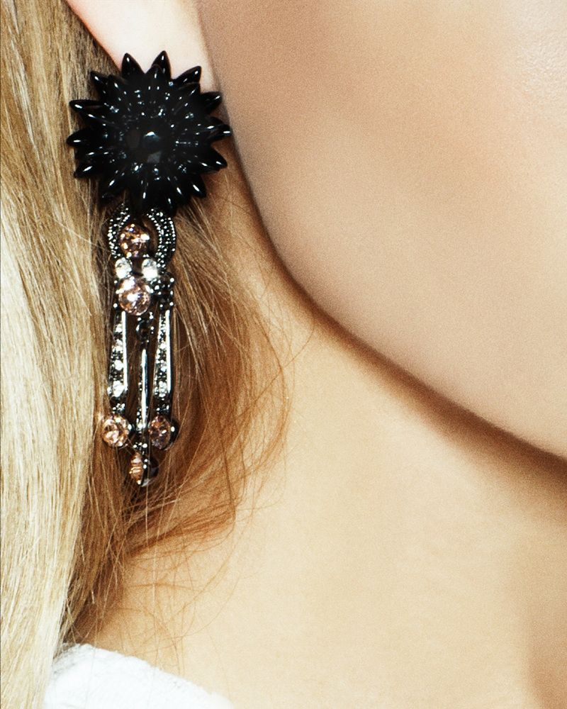 Milano Drop Earrings. Gorgeous :)