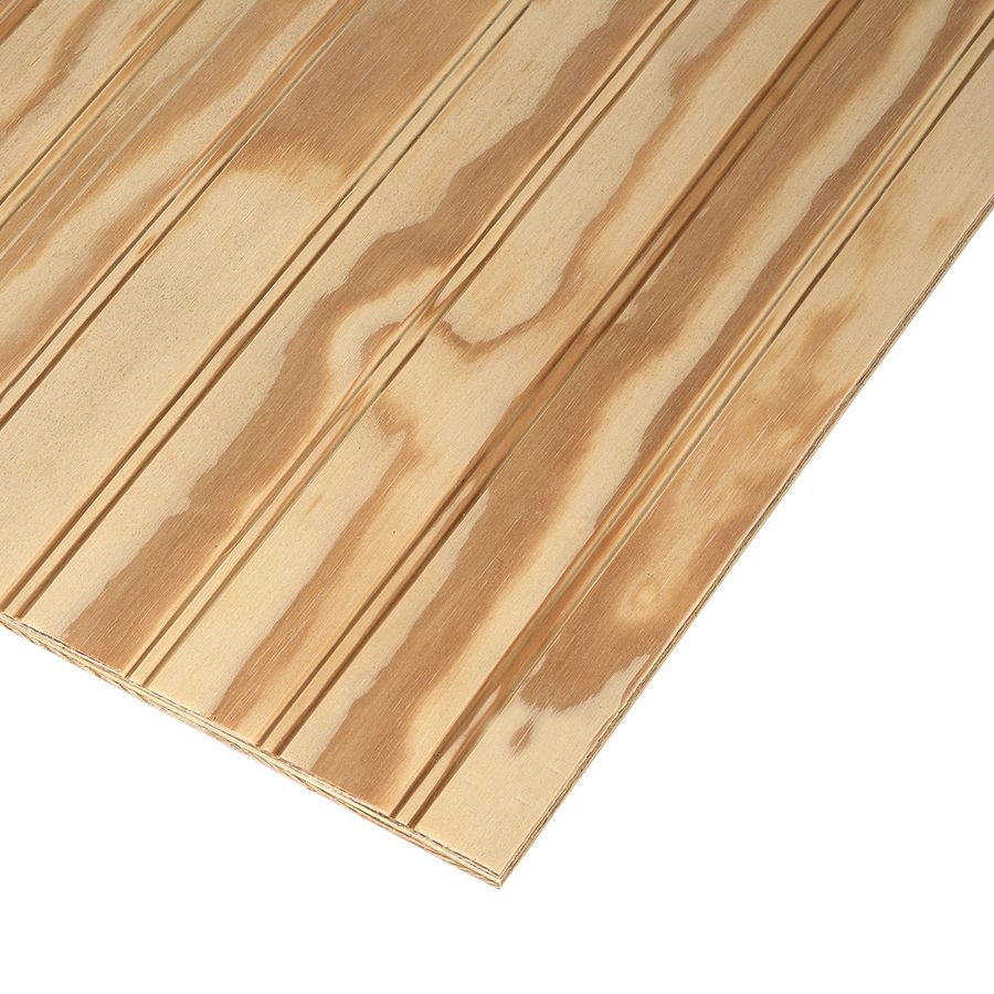 Plytanium Ply Bead Natural Rough Sawn Syp Plywood Untreated Wood Siding Panel Plywood Siding Wood Panel Siding Wood Siding
