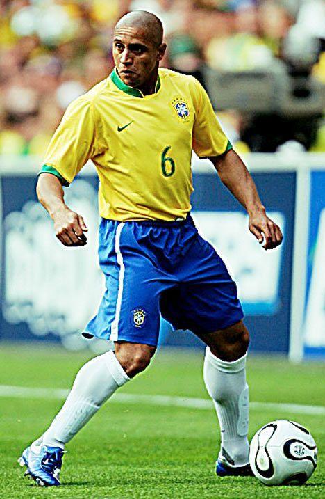 Roberto Carlos Brazilian União São João Palmeiras Best