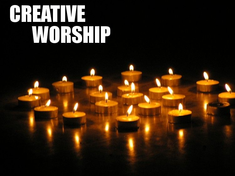 RETHINKING YOUTH MINISTRY: Creative Worship for Youth
