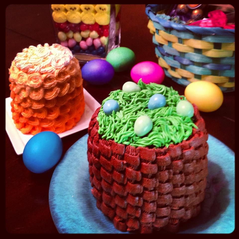 Beautiful Easter Cakes!