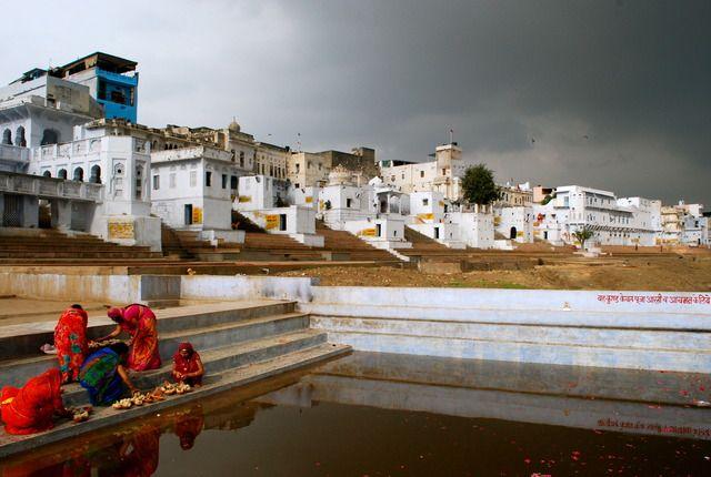Pushkar, Rajasthan, India