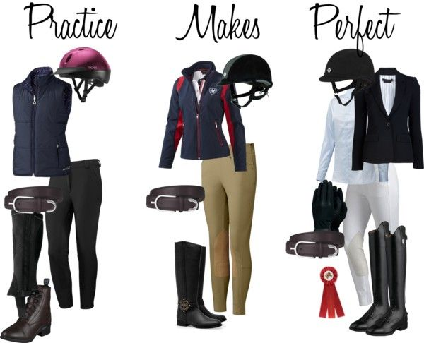 Practice Makes Perfect Horse Riding Gear How To Make Baseball Pants