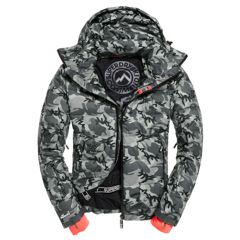 pas cher pour réduction 5ca28 1ce4e Vêtements De Ski, Snowboard Blousons Superdry Ski Command ...