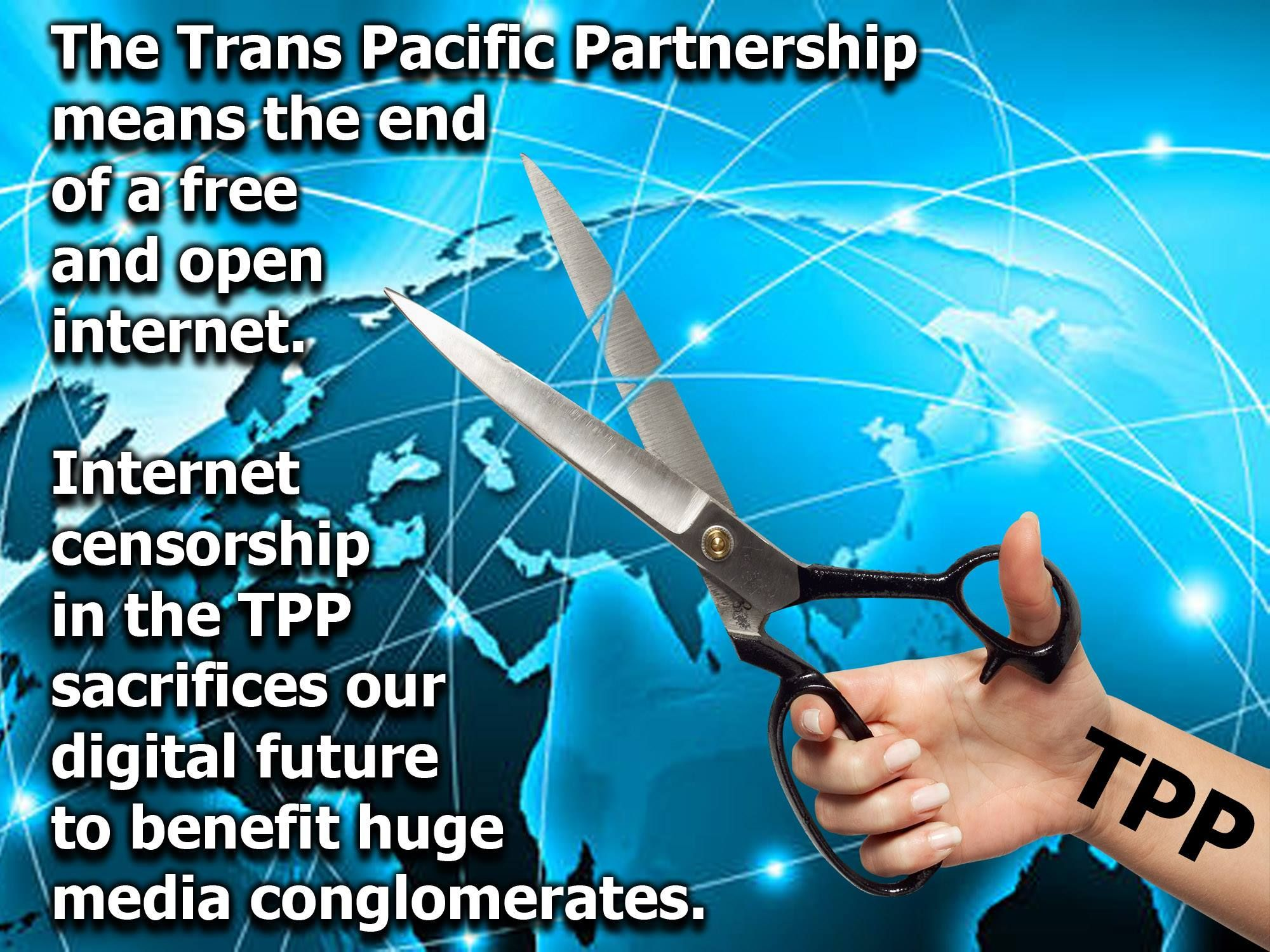 Tpp Will Be The Largest International Trade Agreement In The World