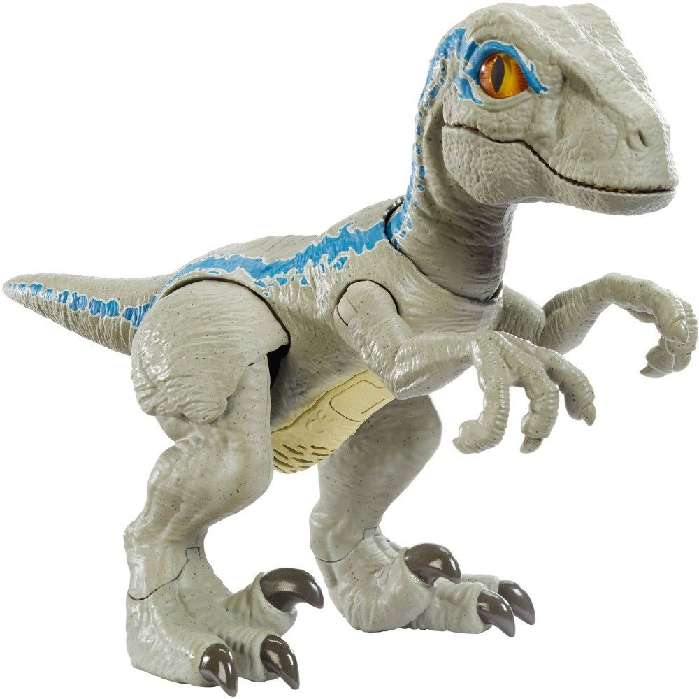 Jurassic World Dino Rivals Primal Pal Blue (With images