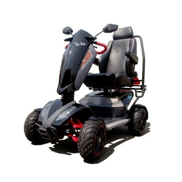 Heartway S12X Vita Monster 4 Wheel Scooter - American Quality Health Products
