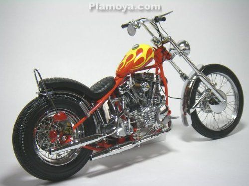 The Movie Easy Rider Version Harley Davidson Billy Bike